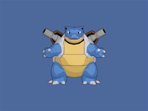 Blastoise Pokemon Generations