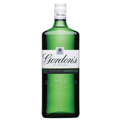 gin green bottle gordons special dry gin drink up essex