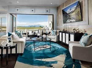 Emphasizing Luxury Model Home Interior/Exterior Design ...