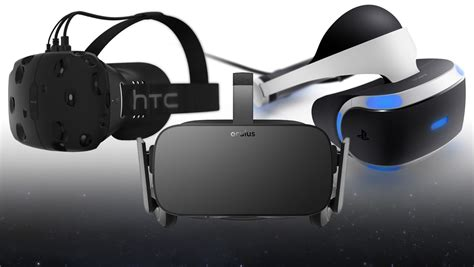 htc vive oculus rift ps vr compared who wins your money culture