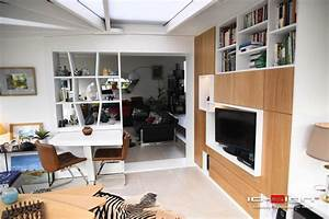 Salon Moderne En Bois