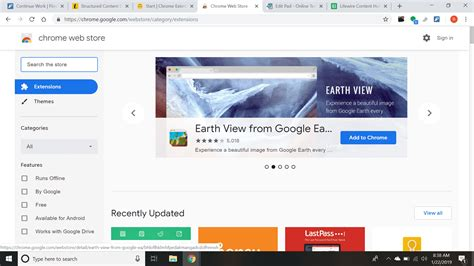 chrome web store for mobile how to add chrome extensions