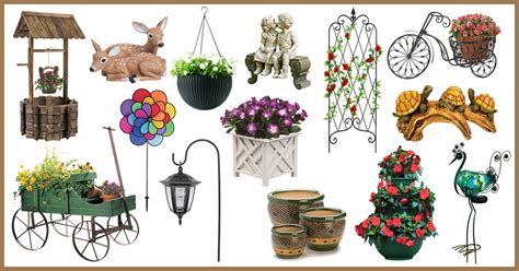 Garden Decoration Items the best outdoor decor items to make your patio and garden