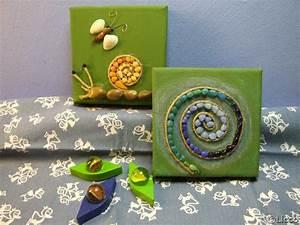 Mosaik Basteln Ideen : mosaik basteln mit kindern basteln mit beton blumendeko ~ Lizthompson.info Haus und Dekorationen