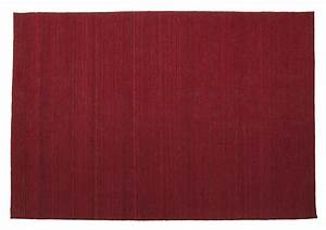 tapis natural nomad en laine afghane 170 x 240 cm rouge With tapis 170 x 240