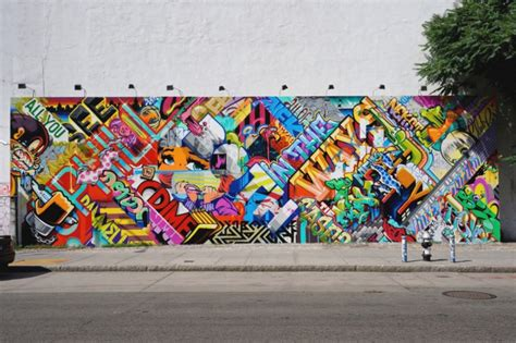 Famous Street Wall Art Examples And Forms