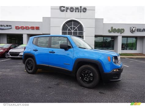 jeep renegade dark blue 2015 sierra blue jeep renegade sport 103241080 gtcarlot