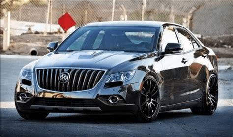 2019 Buick Intnational Gnx Engine, Interior And Price