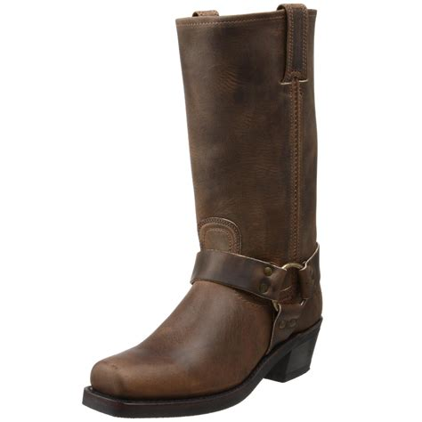 Best Motorcycle Boots For Women Frye Harness Boots
