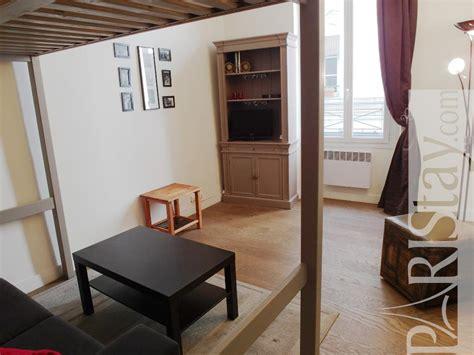 Rent Appartment by Studio Apartment For Rent Le Marais 75004