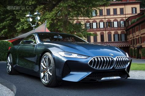 8 Series Coupe Hd Picture by Bmw Looking To Differentiate The Design Of Its Models More