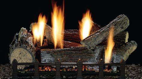 Gas Logs  Harrisonburg Va  Old Dominion Chimneys
