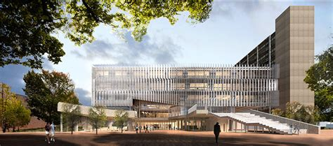 House Of Stone And Light by Nadaaa S Winning Design For University Of Melbourne