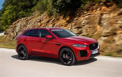 jaguar  pace crossover undergoes winter testing