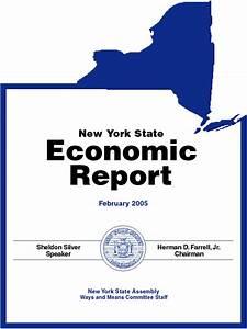 New York State Economic Report - February 2005