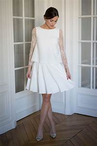 cles ateliers de camille collection capsule mariage With robe mariage civil hiver
