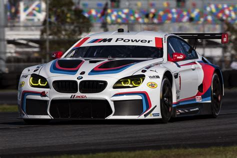 Bmw Of Dayton by The 19th Bmw Car Will Feature In The 55th Rolex 24 Daytona