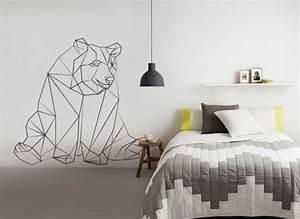 21 Trendy And Eye Catching Geometric Bedroom Dcor Ideas