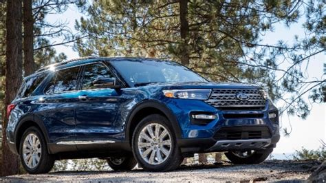 Next Ford Explorer Redesign by 2020 Ford Explorer A Complete Redesign