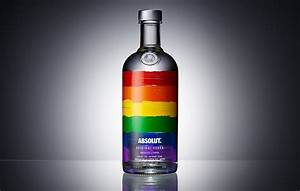 Celebrate Pride With This Rainbow Edition Absolut Bottle ...