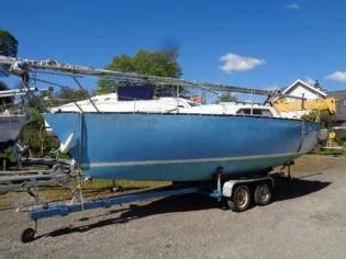 Catamaran For Sale Isle Of Wight by Copland Boats Isle Of Wight Copland Harrier 20 In Sa 244 Ne