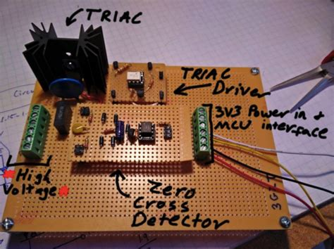 Control Your Mains With Microcontroller