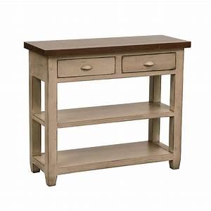 Console De Cuisine : console 2 tiroirs beige interior 39 s ~ Melissatoandfro.com Idées de Décoration