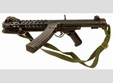Deactivated Sterling SMG MK4 L2A3 Modern Deactivated