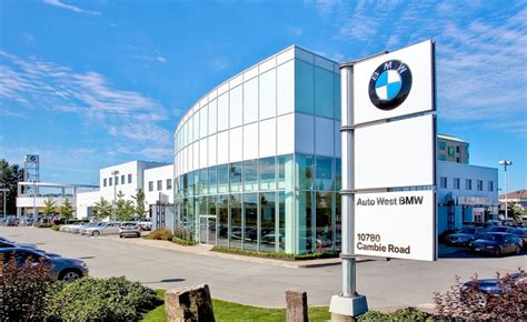 Auto West Bmw Awarded Most Sustainable Dealership Worldwide