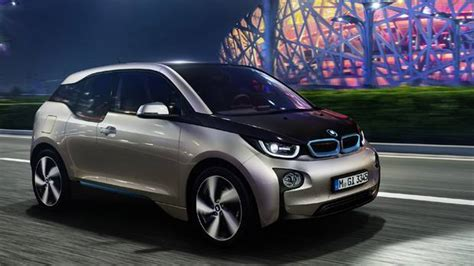 pictures  bmws  electric car     globe  mail