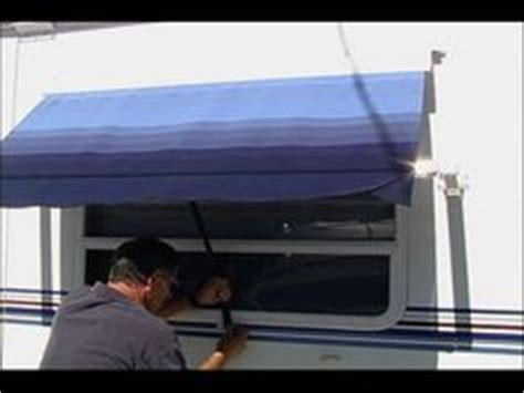 rv awnings images   campers consideration factors