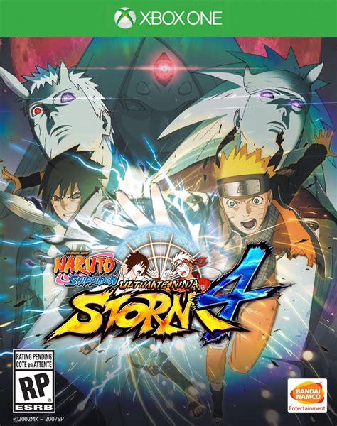 Tudo Sobre Naruto Shippuden Ultimate Ninja Storm 4
