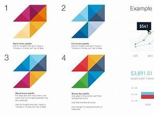 Color Guide For Charts By Erica Katrak On Dribbble