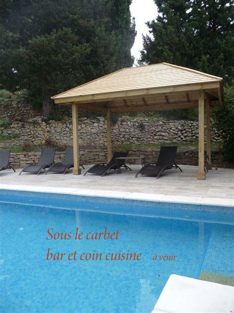 decoration cuisine pool house cuisines extérieures comptoir bar espace