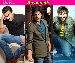 Salman Khan, Shah Rukh Khan, Saif Ali Khan promise twice ...