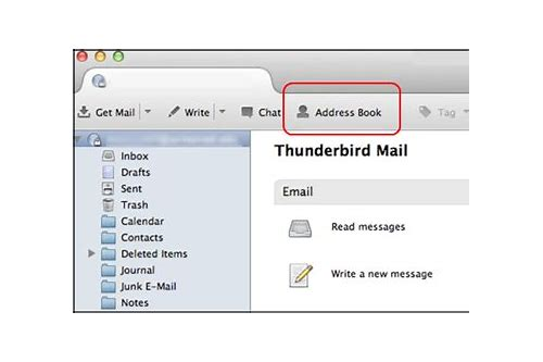 baixar apple address book mac mail