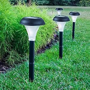 Best outdoor solar powered pathway lights top reviews