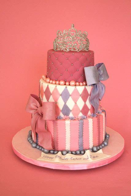 Birthday Cakes New Jersey  Sugar Tiara Birthday Specialty
