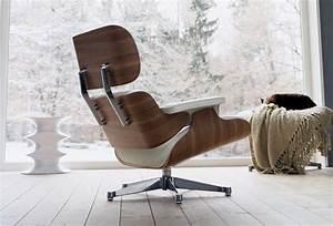 Fauteuil Charles Eames Original : charles ray eames lounge chair by vitro ~ Nature-et-papiers.com Idées de Décoration