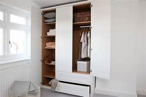 Impressive, Armoire, Wardrobe, In, Closet, Other, Metro, With, Four, Season, Porch, Next, To, Built, In