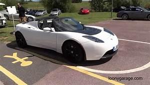 Tesla Roadster - YouTube