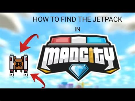jetpack  roblox mad city strucidcodescom