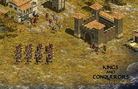 and conquerors the hellenistic era mod for rise of