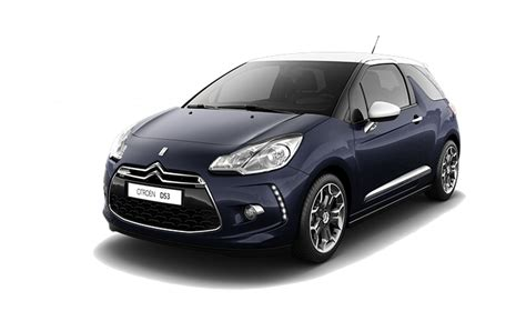 New Ds 3 Sport & Interior