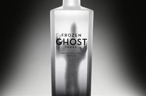 foodista frozen ghost vodka   spooky spirit