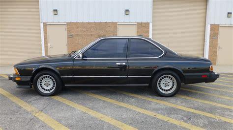 1985 Bmw 635csi Coupe