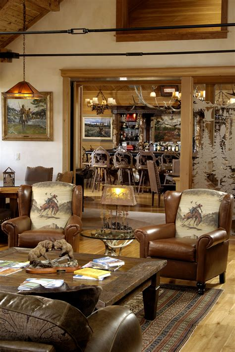 stylehouse furniture rustic western ranch home the cowboy chairs and