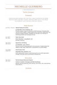Textile Design Manager Resume by Artiste De Production Exemple De Cv Base De Donn 233 Es Des Cv De Visualcv