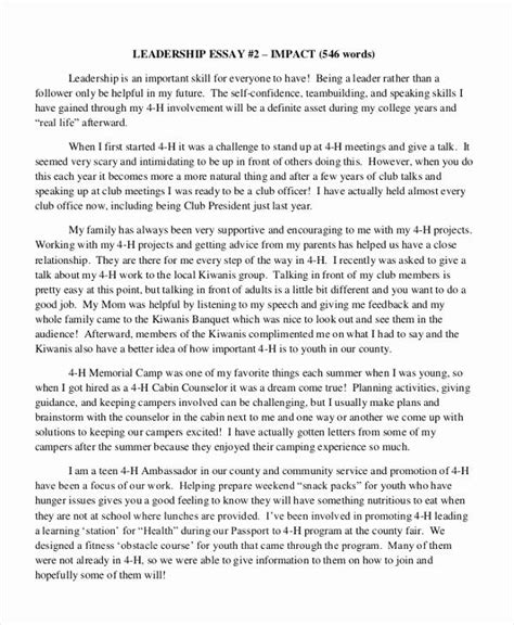 leadership essays  lovely research paper