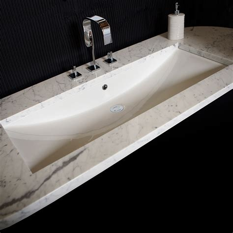 Undermount Faucet Trough Sink by Trough Undermount Sink Befon For